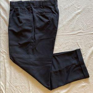 34X29 men's dress pants Navy Blue